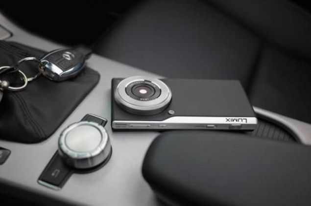 #Panasonic #LumixCM1, la #fotocamera con #smartphone incorporato