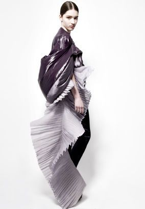 Jarna Papinniemi  — BA (Hons) Fashion Design Technology: Womenswear  AW2011