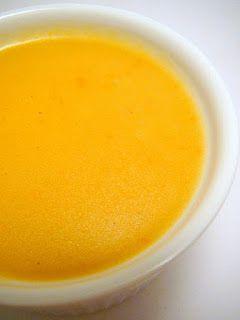 Gyömbéres hagymakrémleves (glutén- és laktózmentes) ~ Receptműves