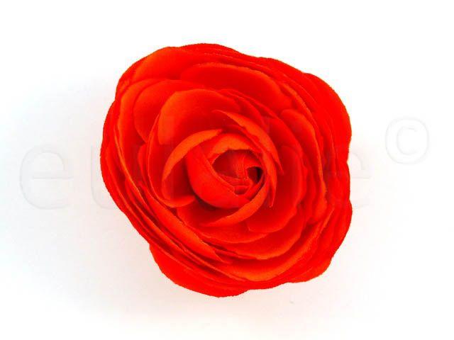 || pioen roos corsage oranje || orange peony corsage ||