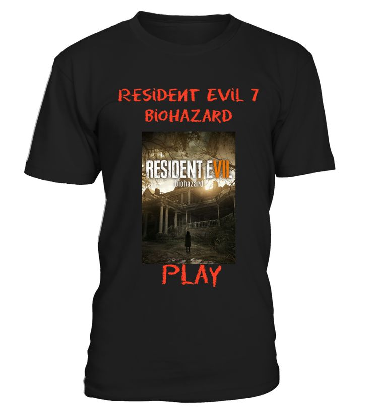 Resident Evil 7 biohazard   => Check out this shirt by clicking the image, have fun :) Please tag, repin & share with your friends who would love it. halloween costume ideas #halloween #hoodie #ideas #image #photo #shirt #tshirt #sweatshirt #tee #gift #perfectgift #birthday