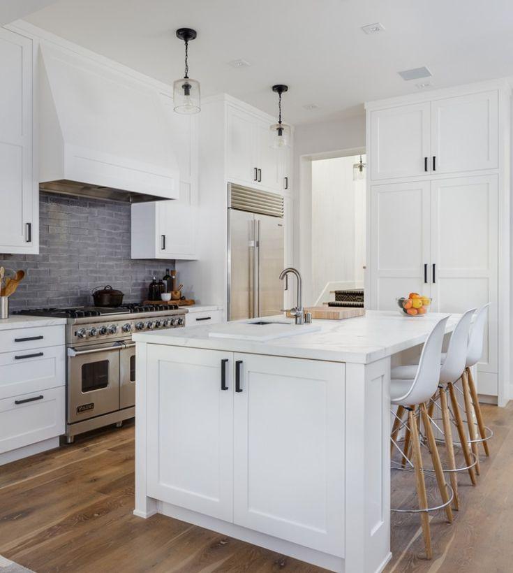 Grey Kitchen Ideas Pinterest: Best 25+ White Grey Kitchens Ideas On Pinterest