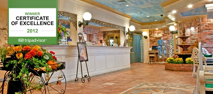 Best Western Plus Cairn Croft Hotel, Niagara Falls Ontario