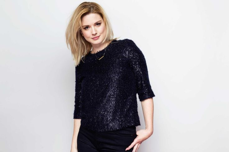Actress Alexandra Breckenridge plays Jessie Anderson, a character straight out of The Walking Dead comics and a potential love interest for Rick Grimes in season 5b.