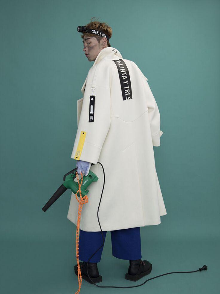 Fashion - Men's & Women's Cres. E Dim. A/W'15 Collection