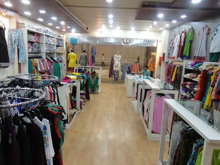 Nisha Fashion #Showroom