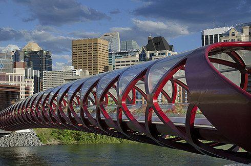 Peace Bridge || Calgary, Alberta