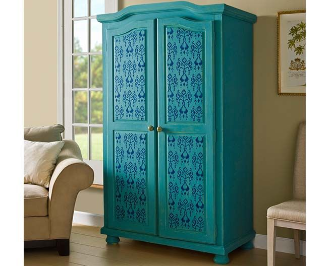 1000+ Images About Chalk Paint Armoire On Pinterest