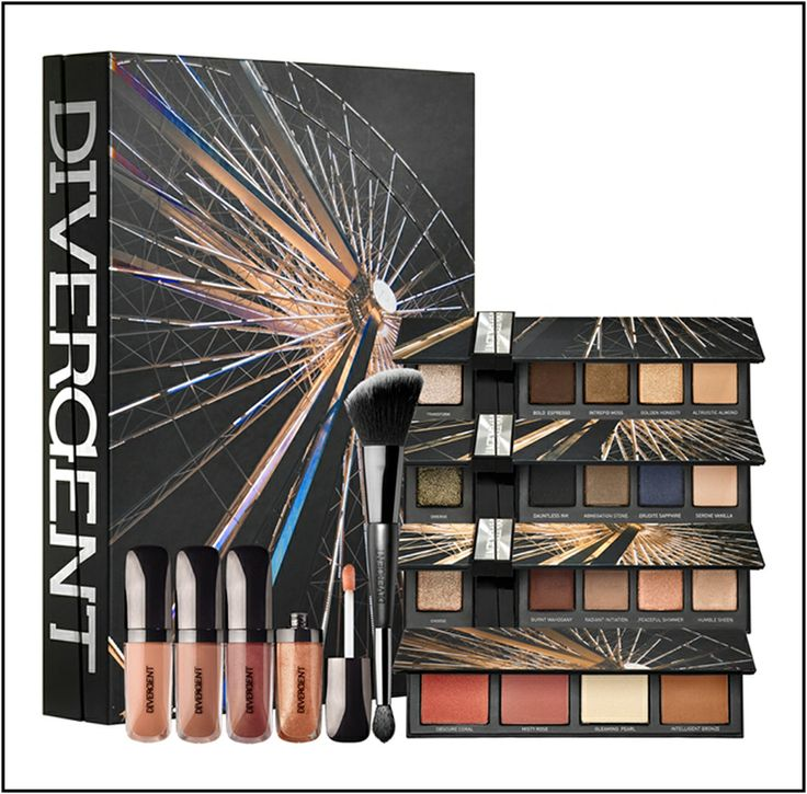 Sephora To Release Divergent Makeup Collection
