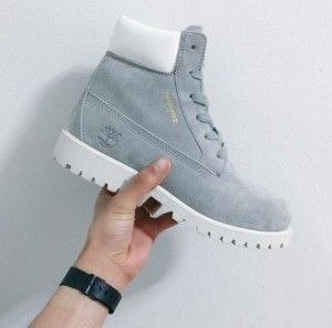 timberland grises