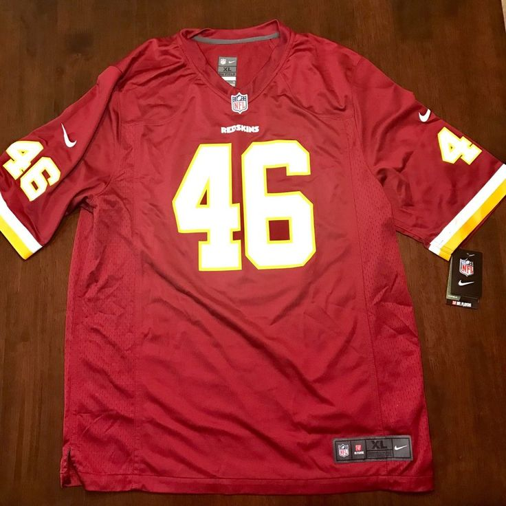 the best attitude 38d59 92a78 washington redskins jersey xl