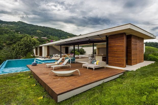 Casas de campo modernas buscar con google imagenes - Casas con chimeneas modernas ...