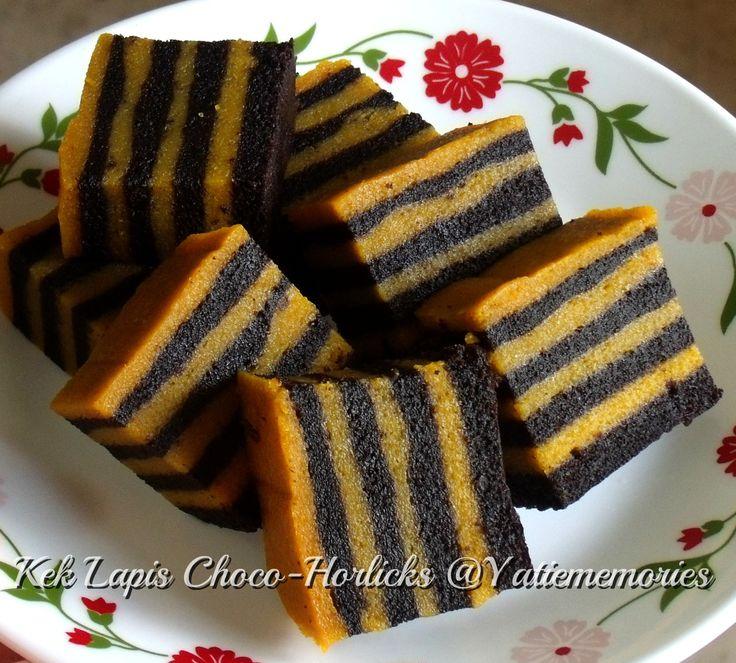 Sarawak Steamed Layer Cake Recipe