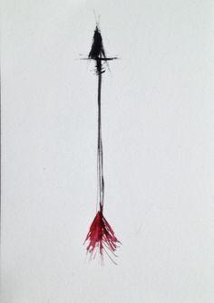 crossed arrow tattoo designs - Google zoeken