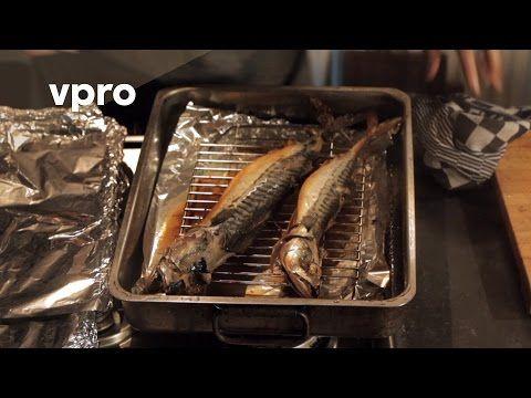 Kookvideo: Makreel roken uit Koken met van Boven - YouTube