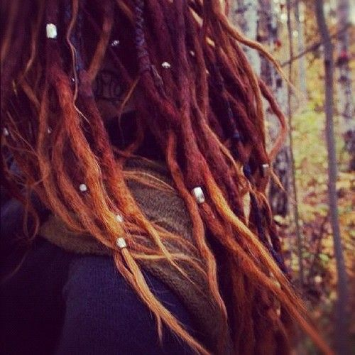 ^_^  By next week I shall have dreads eep