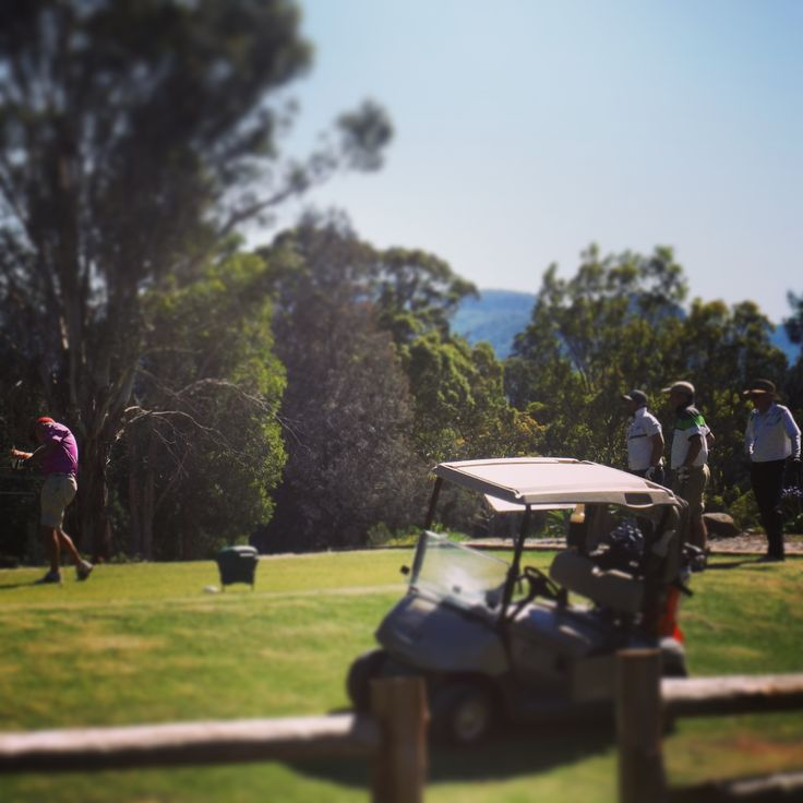 Will there be another #holeinone this weekend on this very tee? We're waiting for the results to come in at #kvgcr . #lovemygolf #goodshot #greens #12thtee #topshot #weekends #summer #southcoast #KangarooValley
