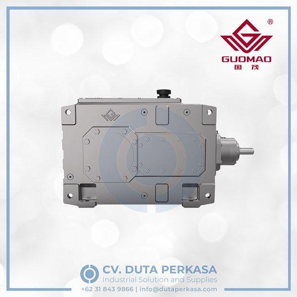 Guomao Industrial Gearbox Type V Series Right Angle Duta Perkasa Type V Series Right Angle Gearbox Power Range 4 6000kw Surabaya Industrial Produk