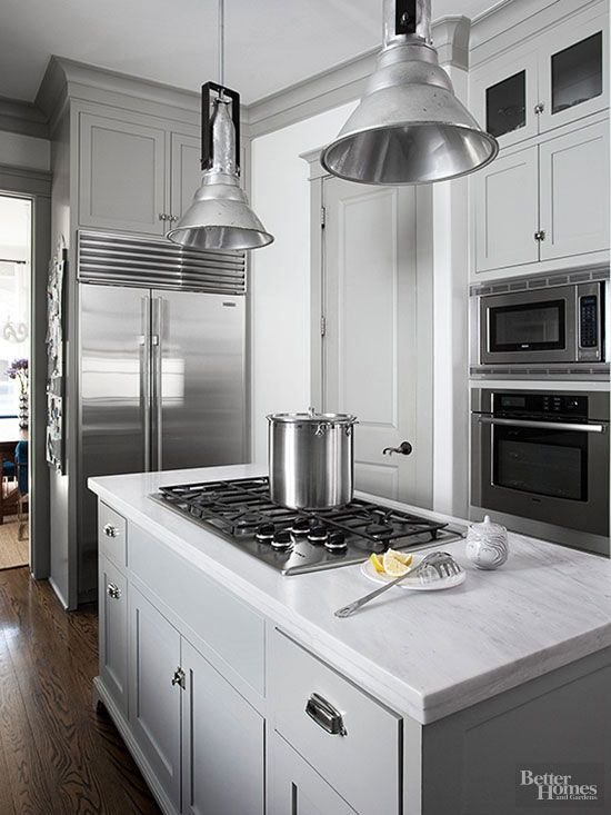 This kitchen takes neutral to the next level cook in for Neutral colors for a kitchen