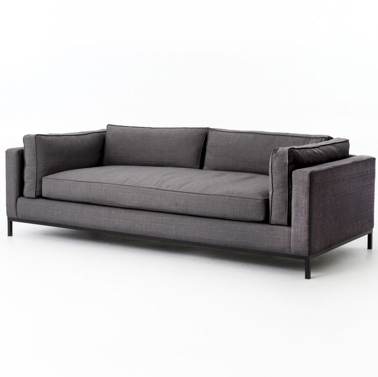 best 25 modern sofa ideas on pinterest modern couch. Black Bedroom Furniture Sets. Home Design Ideas