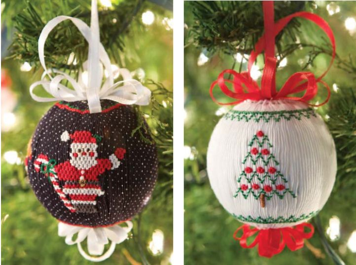 Crafting Christmas ornaments is one of my earliest, and fondest, holiday memories. My favorite ornament was probably the classic Christmas mouse – the kind you could make using two pieces of felt, a candy cane (for the tail) and buttons and thread (for the eyes and whiskers). I'm sure many of you have fond memories of making homemade ornaments as well, but have you ever thought about creating new holiday …
