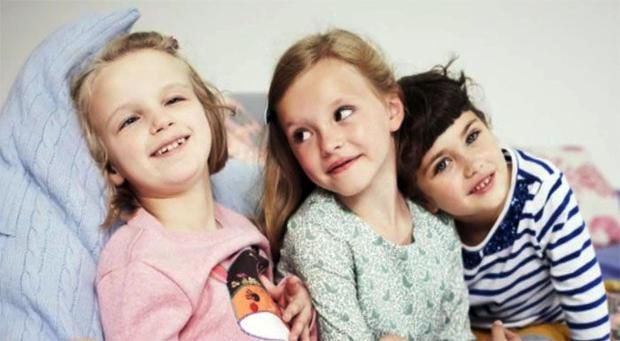 7-year-old with athetoid cerebral palsy lands modeling gig- love her sweet smile Holly in pink