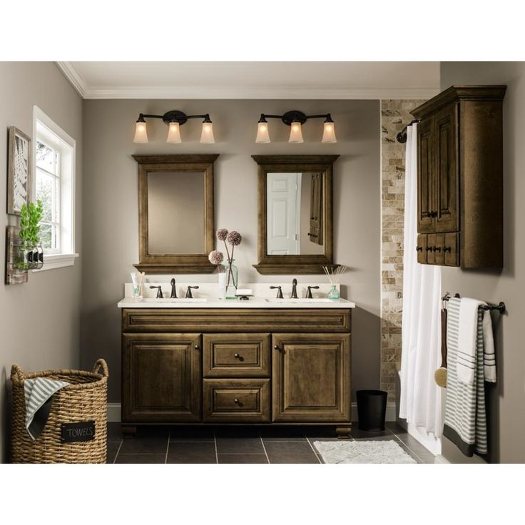 Shop For Bathroom Vanities At Lowes We Have To Fit Every Size Unfinished Double Sink Vanity And With Tops More