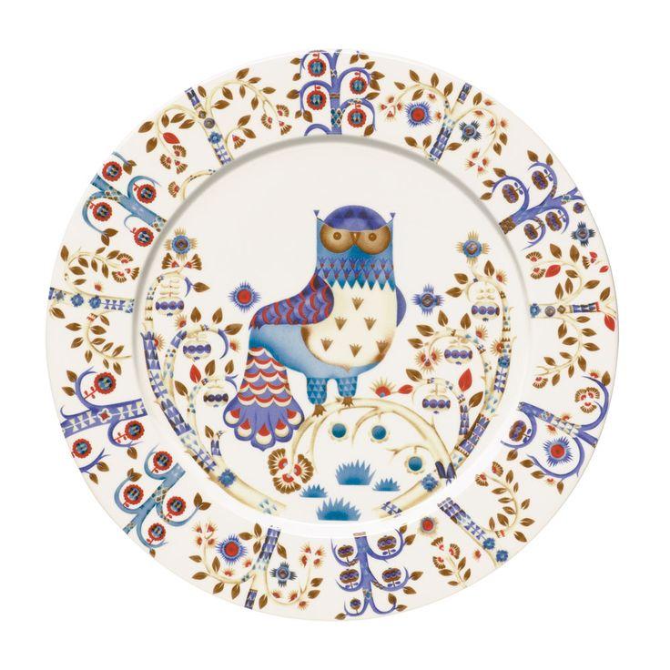 Taika Plate - Heikki Orvola - Iittala - RoyalDesign.co.uk