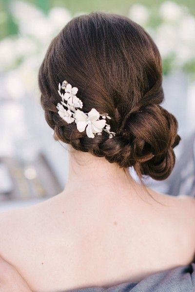 Rustic and Modern White Wedding Inspiration