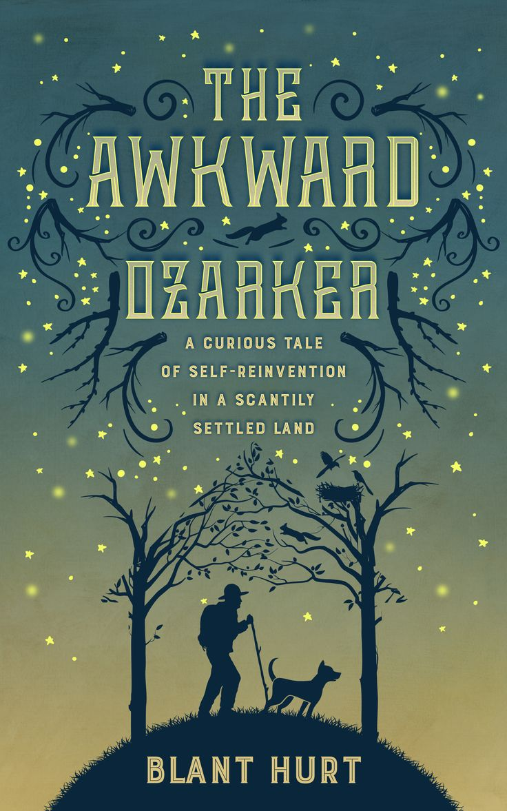 Book Cover Design By Ebook Launch Book Cover Design For The Awkward  Ozarker If
