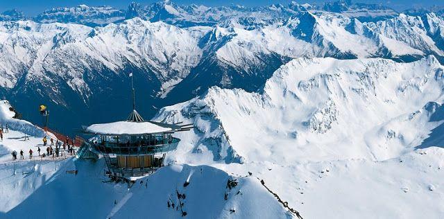 Obergurgl - Popular Tourist Attractions in Austria