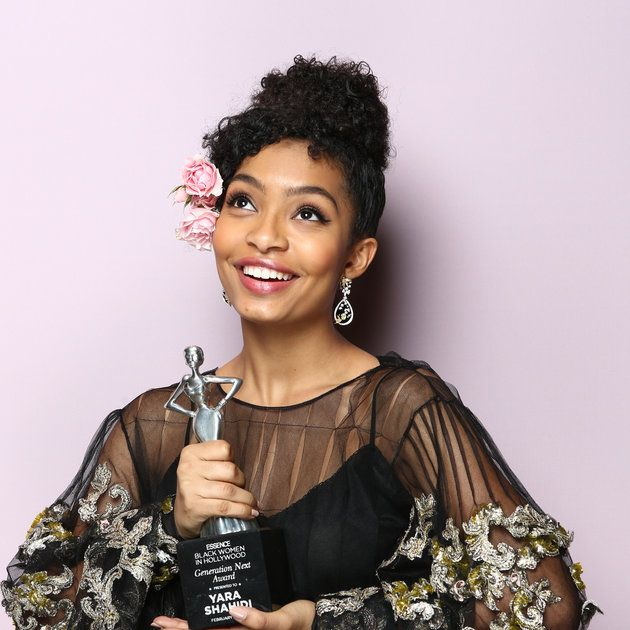 Star Pupil: Michelle Obama Wrote Yara Shahidi A�College Recommendation! from essence.com