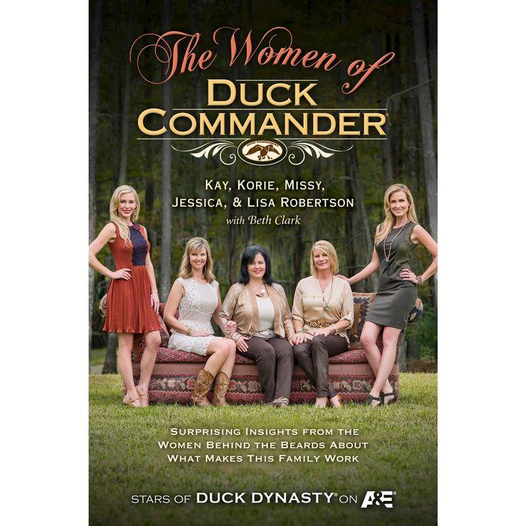 The Women of Duck Commander (Hardcover)