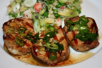 Ono recipes at their best! Try Grilled Ono with Soy, Ginger, and Garlic- I made this and cannot get enough. YUMMY!!
