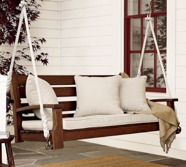I would love a porch swing