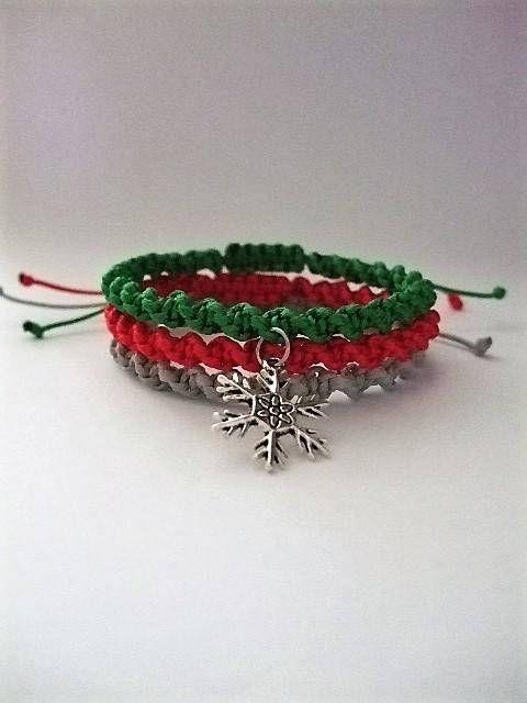 Adjustable braceletSliding Knot Handmade BraceletInfinity