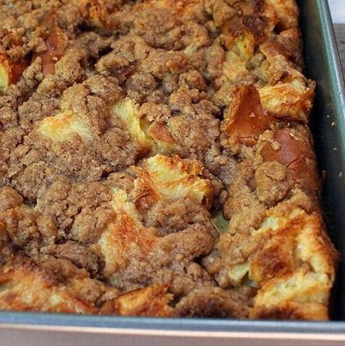 cinnamon baked french toast | best healthy recipes in the world