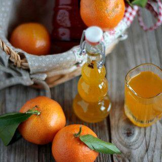 Idee regalo: sciroppo di mandarini alla vaniglia