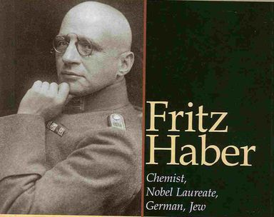 fritz haber and his involvement in synthesizing ammonia Fritz haber (german:  9 december 1868 – 29 january 1934) was a german chemist who received the nobel prize in chemistry in 1918 for his invention of the haber–bosch process, a method used in industry to synthesize ammonia from nitrogen gas and hydrogen gas this invention is of importance for the large-scale synthesis of.