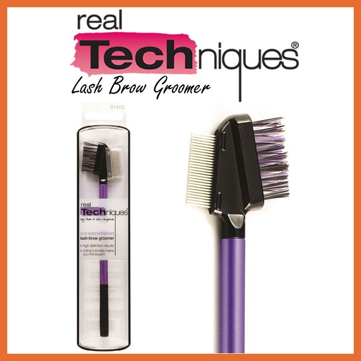 Real Techniques - Lash Brow Groomer