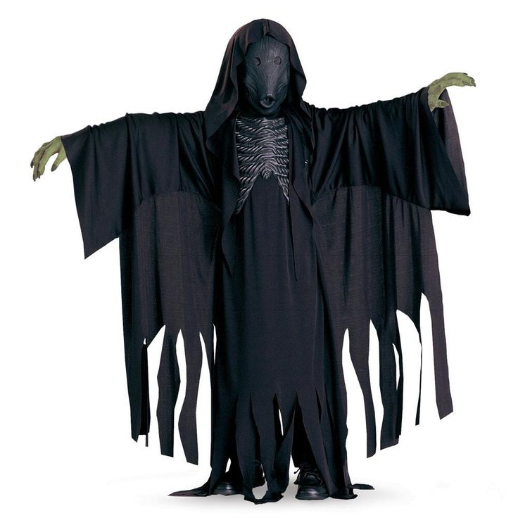 Dementor Child Costume from Warner Bros.