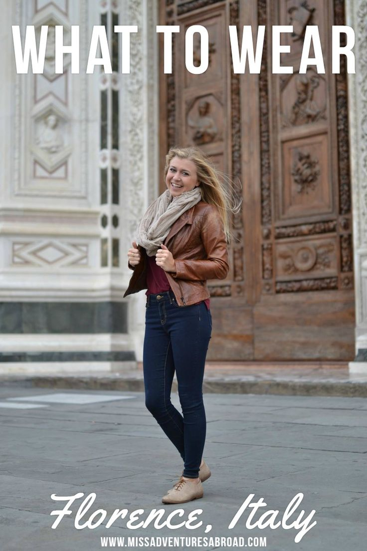 What to Wear: How to Dress in Italy | Miss Adventures Abroad