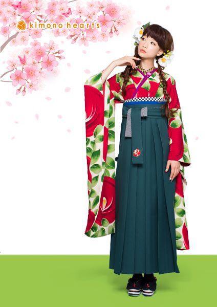 "kimono hearts  ""hakama"" #takahashimai #hakama #rental"