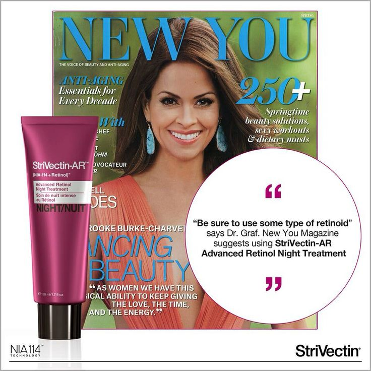 Skin Care Magazines: Want To Follow Dr. Graf's Skin Care Tip? New You Magazine