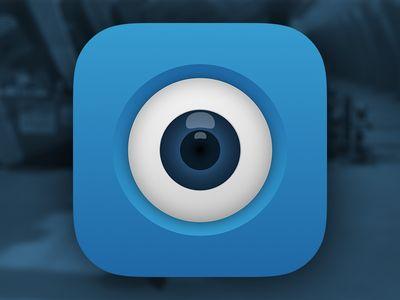 Iris Camera App Icon