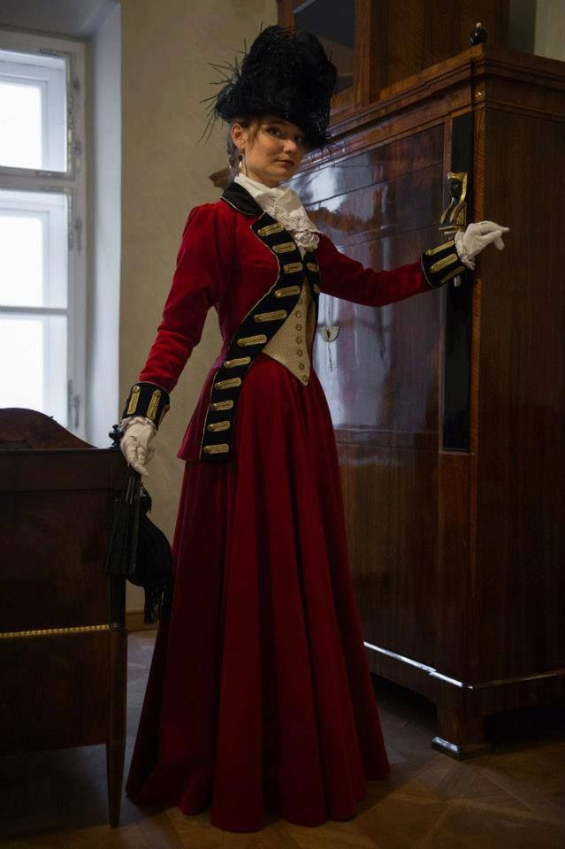 gown made after portrait Lady Worsley
