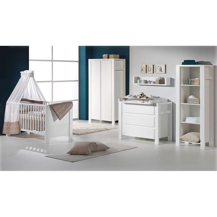Simple Babyzimmer Milano Wei mit trg Schrank Schardt Jetzt bestellen unter
