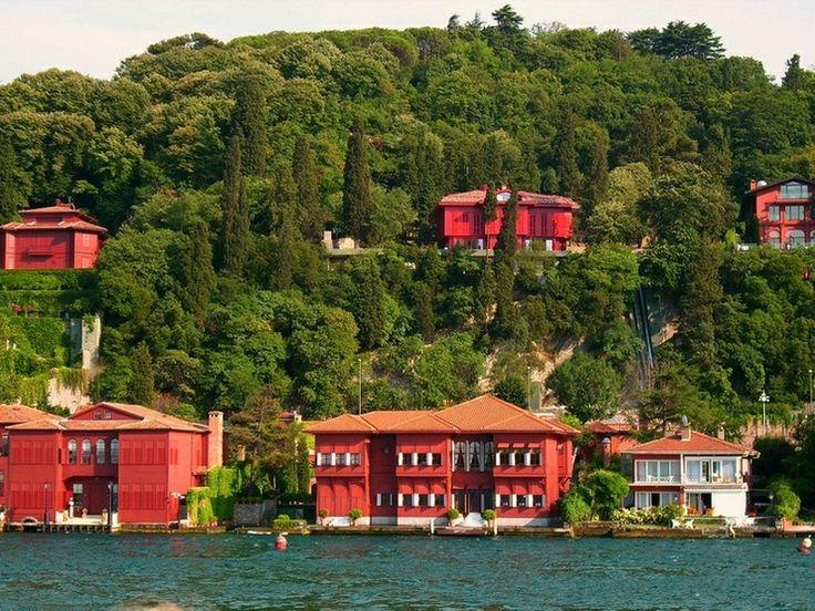 Waterside mansions of Kanlıca,Istanbul