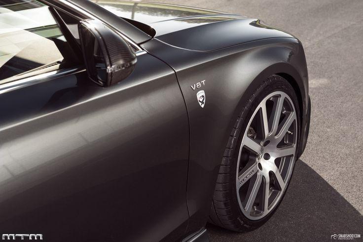 """760 PS: Der Audi S8 """"Talladega"""" von MTM"""