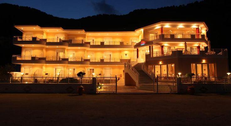 Booking.com: Sunny Hotel Thassos , Chrysi Ammoudia, Grecia - 77 Comentarii clienţi . Rezervaţi-vă camera acum!